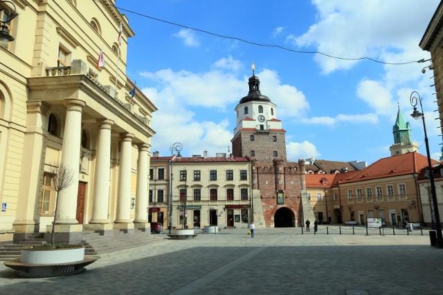 Publikacja musi dotyczyć rozwoju Lublina