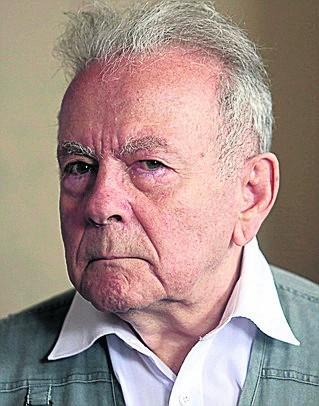 Prof. Andrzej Januszajtis, znawca historii Gdańska