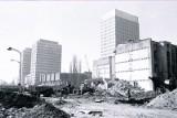 Zanim powstała Trasa W-Z i Stajnia Jednorożców była ulica Główna. Zobacz jak wyglądała Łódź przed 50 laty. STARE ZDJĘCIA