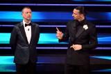 """Zlatan Ibrahimović współprowadził Festiwal Piosenki Włoskiej w San Remo. """"To dla was zaszczyt, że tutaj jestem"""""""