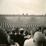 1938 rok - tak wyglądało Święto Sportu na Stadionie Olimpijskim [ARCHIWALNE ZDJĘCIA]