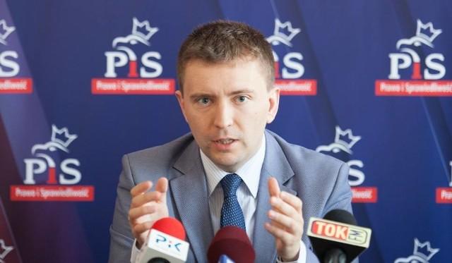 Łukasz Schreiber jest już nowym sekretarzem stanu w KPRM
