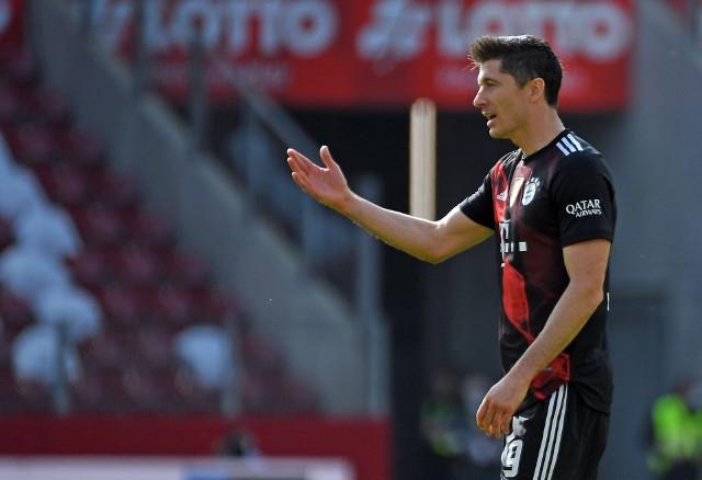 Lewandowski wrócił po kontuzji i strzelił gola. Do wyrównania rekordu brakuje czterech trafień.