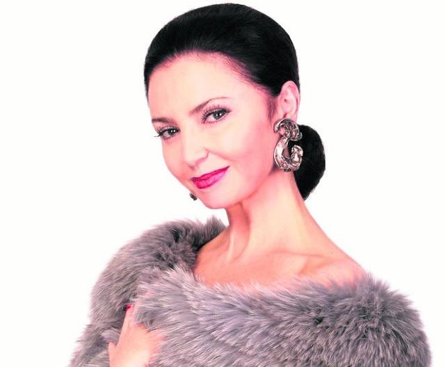 Grażyna Brodzińska jest Pierwszą Damą polskiej operetki