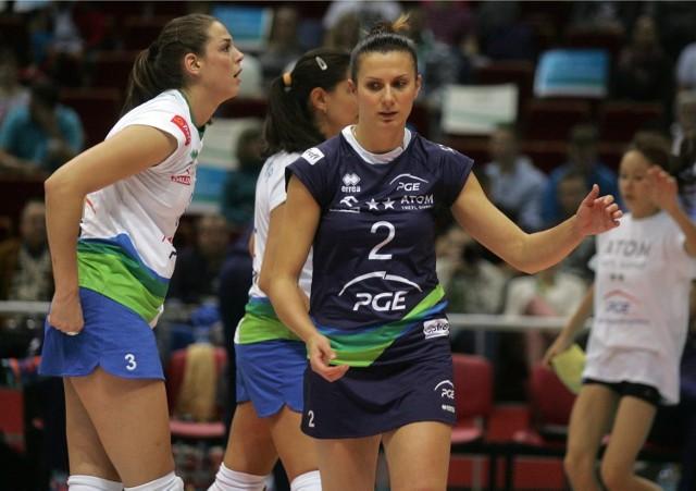 Mariola Zenik rozegrała już 292 mecze w reprezentacji Polski. Oby po tym 295. cieszyła się wraz z koleżankami z awansu na mistrzostwa świata