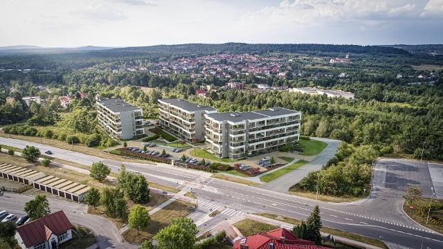 W osiedlu Na stoku, północnej dzielnicy Kielc wkrótce ruszy budowa osiedla Nowy Stok. Inwestycja ma składać się z trzech bloków realizowanych w trzech etapach. Inwestorem jest spółka HSD Glita Budownictwo.Na kolejnych slajdach zobaczcie założenia inwestycji