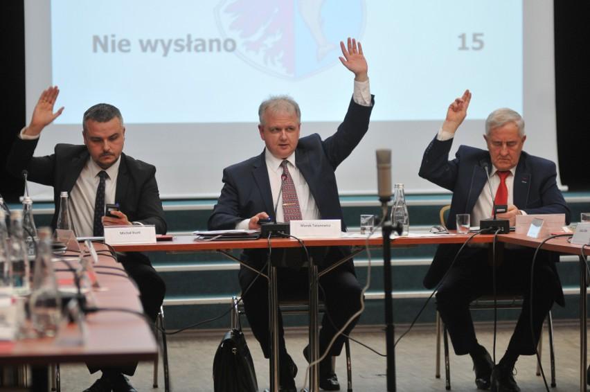 22 listopada 2018 r. w Kostrzynie nad Odrą odbyła się pierwsza sesja rady miasta nowej kadencji.