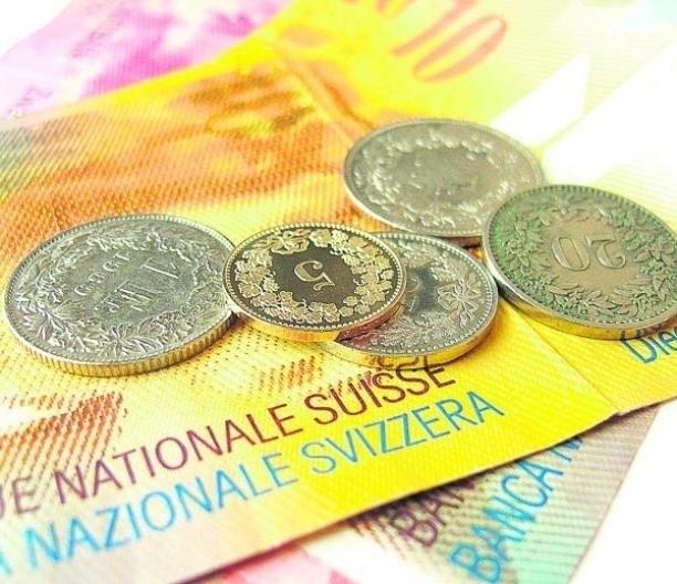 Kurs franka szwajcarskiego ostro w górę