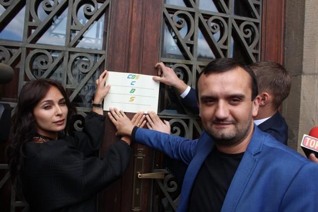 Protest przeciwko śląskiej dominacji w woj. śląskim