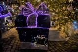 To są najpiękniejsze iluminacje świąteczne z Pomorza! Oto choinki, renifery i ... samolot. Zobaczcie te zjawiskowe ozdoby!
