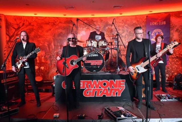 Tego wieczoru Czerwone Gitary zagrały 27 swoich piosenek