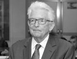 Nie żyje prof. Wiesław Skrzydło, wybitny polski konstytucjonalista, współtwórca rzeszowskiego ośrodka uniwersyteckiego