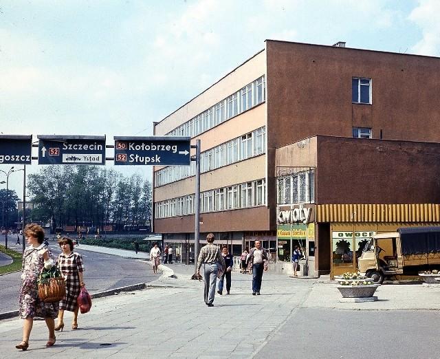 Zobacz, jak wyglądał Koszalin w latach 1984-1985. To zdjęcia, które udostępnił nam Krzysztof Sokołów, znany koszaliński fotograf.