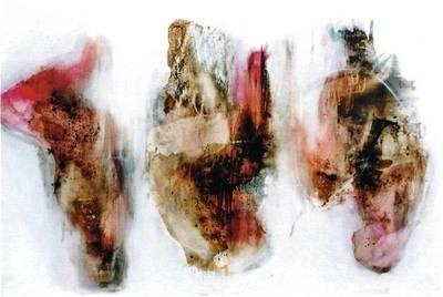 Prace Justyny Respondek, studentki V roku malarstwa w katowickiej ASP