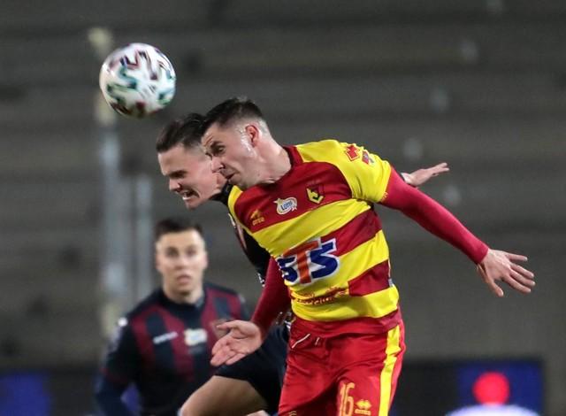 Przemysław Mystkowski i Maciej Makuszewski ostatnie trzy mecze Jagiellonii rozpoczynali w wyjściowej jedenastce.