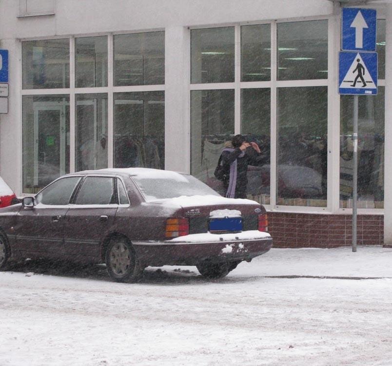mmkoszalin: Parkowanie na pasach w Koszalinie