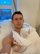 Maciej Bielecki: W połowie kwietnia znów mam trenować na rowerze. ZDJĘCIA