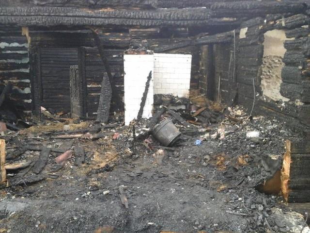 Tragiczny finał pożaru w Nierośnie. Zginął mężczyzna / Zdjęcie ilustracyjne