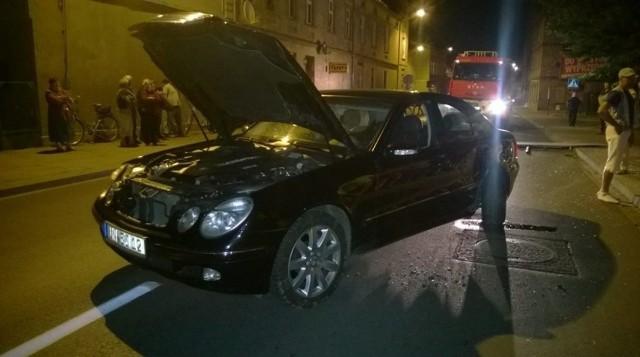 Wypadek w Nowym Tomyślu