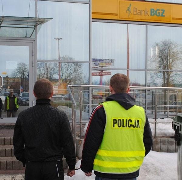 W Mielcu, w miejscach popełnionych przestępstw, odbyły się wizje lokalne. Sprawcy pokazali też, gdzie ukryli niektóre dowody i ubrania z napadów.