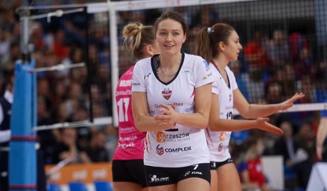Jelena Blagojević spędzi czwarty sezon w Developresie Rzeszów
