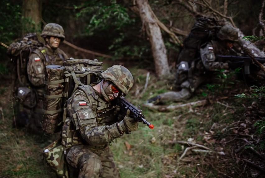 Co siódmy żołnierz 12 Wielkopolskiej Brygady Obrony...