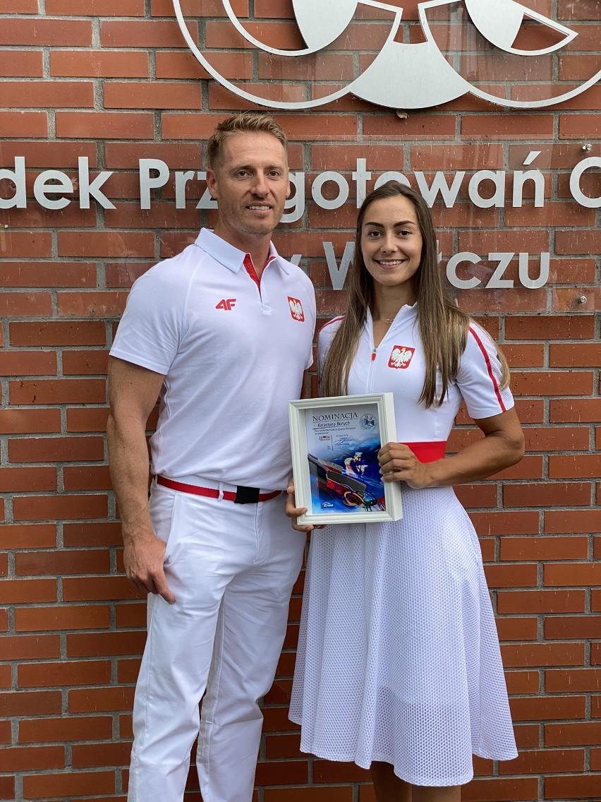 Wioślarka Katarzyna Boruch z AZS AWF Gorzów: Nie będę czekać, aż komuś powinie się noga. Ale jestem gotowa