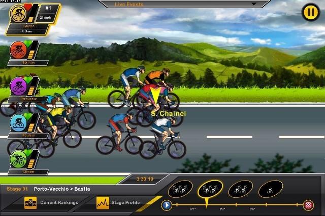 Tour de France 2013Tour de France 2013, czyli Wielka Pętla na smartfonie.