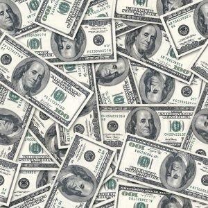 Symbolem sukcesu gospodarki kapitalistycznej jest amerykański dolar