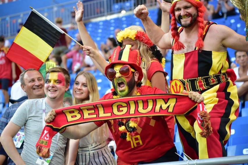 Reprezentacji Belgii próżno by szukać w TOP-3 zespołów...