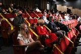 Ruszył Teatr Żeromskiego w Kielcach. Spektakl oglądano na widowni