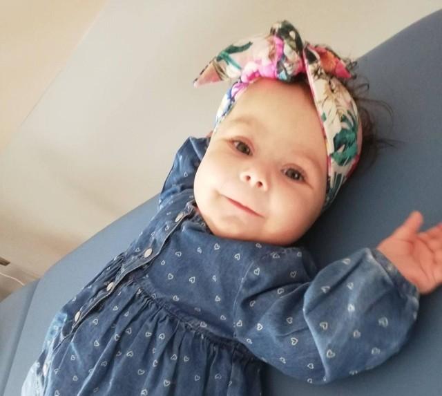 Mała Oliwka wciąż walczy o zdrowie i życie. Przed nami kolejne akcje charytatywne Zobacz kolejne zdjęcia/plansze. Przesuwaj zdjęcia w prawo - naciśnij strzałkę lub przycisk NASTĘPNE