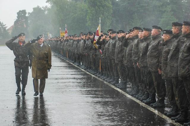 Obchody święta 10 Brygady Kawalerii Pancernej w Świętoszowie