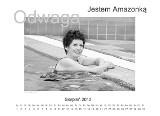 Kalendarz amazonek 2012 Anita Polska