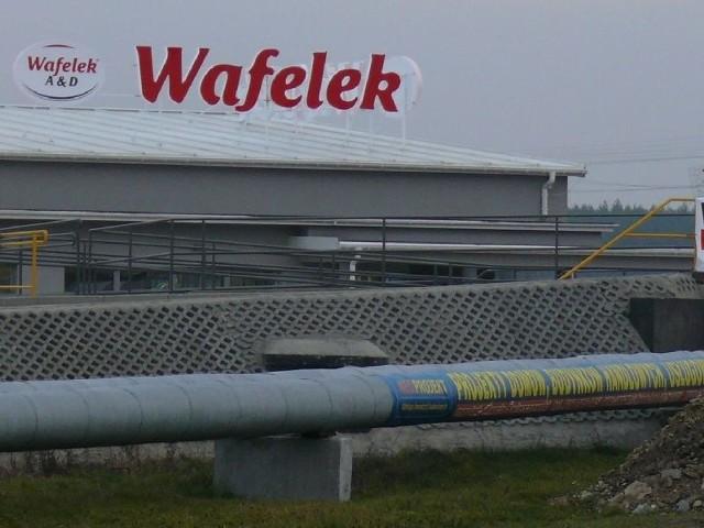 Nowy market we Włoszczowie – Wafelek otwiera się w środęNowy market Wafelek na obrzeżach Włoszczowy już jest gotowy na wielkie otwarcie.