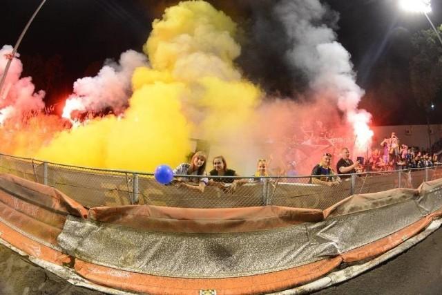 Kibice GKM zwykle wypełniają stadion w komplecie
