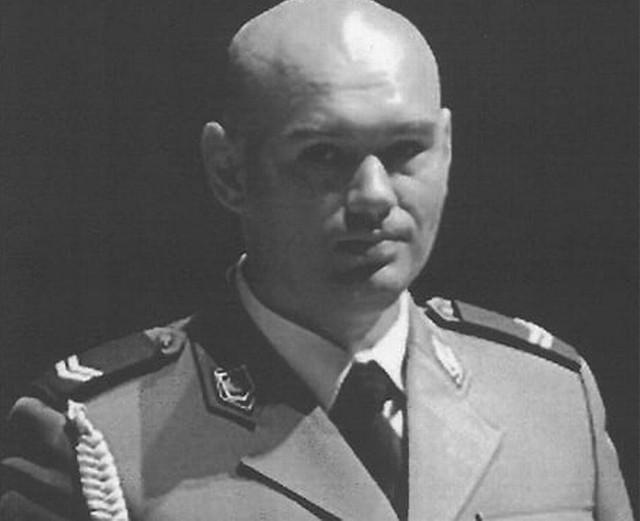 Sierżant sztabowy Przemysław Psut zmarł w Lubniewicach, pełniąc obowiązki służbowe.