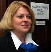 Angelika Borys jest polonijną działaczką na Białorusi.