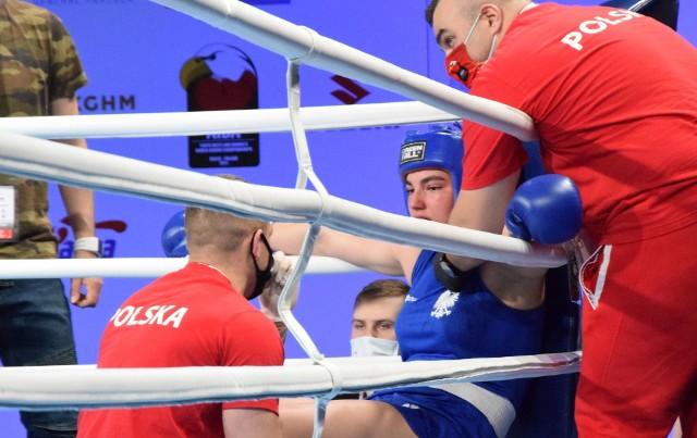 Natalia Kuczewska (49 kg/Mazur Ełk) jako trzecia reprezentantka Polski zapewniła sobie medal na rozgrywanych w Hali Legionów w Kielcach Młodzieżowych Mistrzostwach Świata