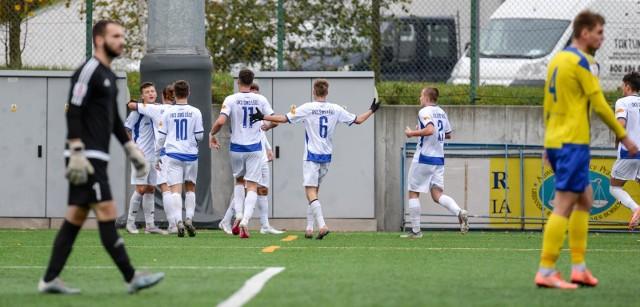 UKS SMS Łódź pokonał na wyjeździe Arkę Gdynia 3:1 w meczu 13. kolejki Centralnej Ligi Juniorów U-18.