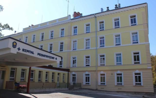 Szpital Pediatryczny w Bielsku-Białej jest jednym z 12 takich szpitali w Polsce.