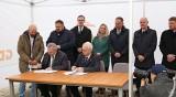 Podpisano umowę na projekt i budowę dwóch odcinków drogi ekspresowej S19 na Podlasiu