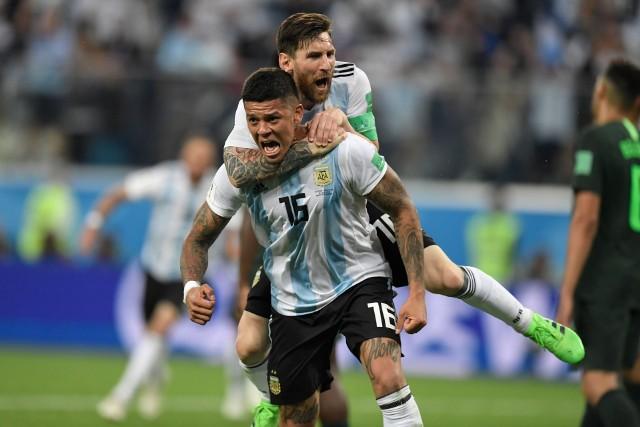 Messi i Rojo
