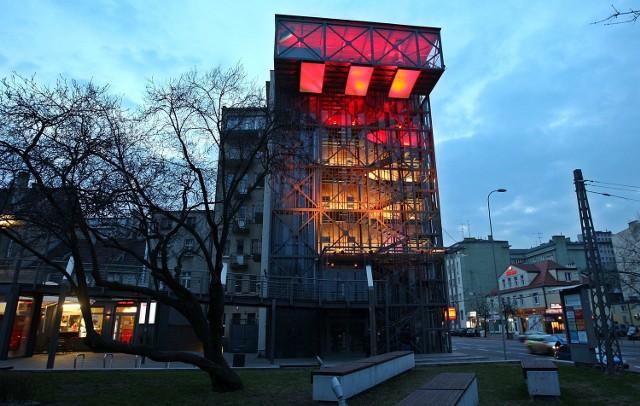 InfoBox podświetlony w barwach flagi Belgii