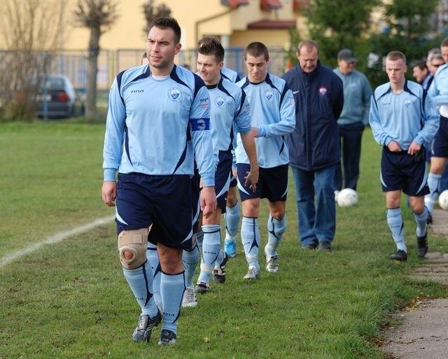 Piłkarze Bałtyku Koszalin wybierają się do Karlina.