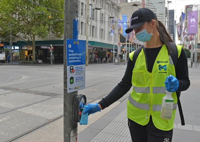 W Melbourne wracają najsurowsze restrykcje, takie jakie wprowadzono w kwietniu
