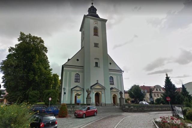 Kościół parafialny pw. św. ap. Piotra i Pawła w Skoczowie