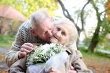 Razem mają 179 lat, tydzień temu wzieli ślub, czyli historia niezwykłej miłości