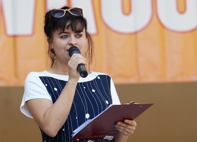 Monika Śliwińska, nowa dyrektor KCK w Inowrocławiu.