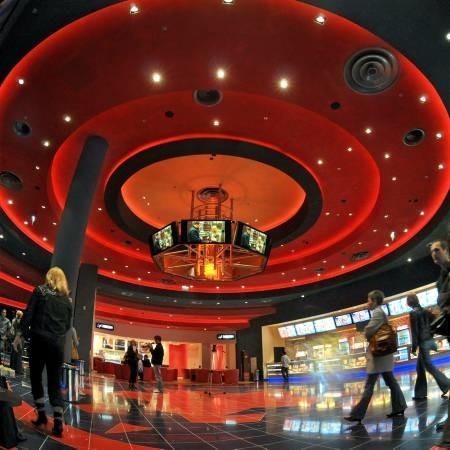 W Cinema City znajduje się 9 nowoczesnych, klimatyzowanych sal